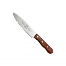HAKKOH Japanese Cook Knife with Wooden Handle - 6 inch [H50594-6]