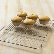 Cooling Wire Rack Stainless Steel - 35 x 30cm [B-353]