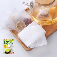 KYOWA Japanese Tea Filter Disposable Bag with Zipper 66-PCS Set ?