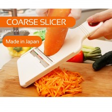 ECHO! Japan Cook Ring Mandoline Handheld Coarse Slicer E1929 - 100% Original