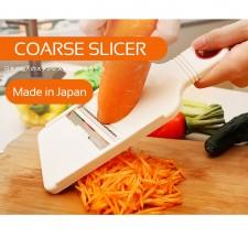 ECHO! Japan Cook Ring Mandoline Handheld Coarse Slicer E1929 - 100% Original