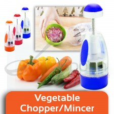 BIGSPOON Deluxe Multi-Function Kitchen Garlic Pressing Slicer Peeler Chopper Vegetable Slicing Onion Chopping Dicing Mincing