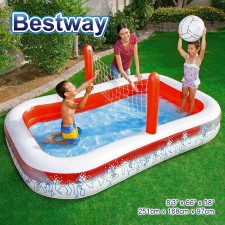 BESTWAY Inflate-A-Volley Pool Inflatable Pool Model 54125