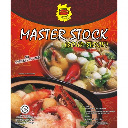 [HALAL] Little Nyonya - Master Stock (Soup Stock) 250g 即煮汤料 Rempah Sup Authentic Taste Penang Food No Preservative No Flavouring