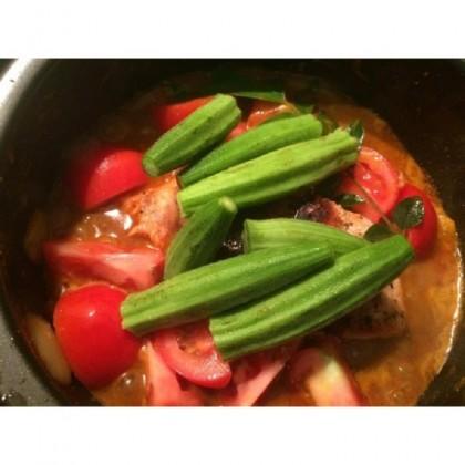 [HALAL-VEGETARIAN] Little Nyonya - Nyonya Assam Paste 250g 素娘惹亚参即煮酱料 Pes Vegetarian Nyonya Asam Authentic Taste Penang Food No Preservative No Flavouring