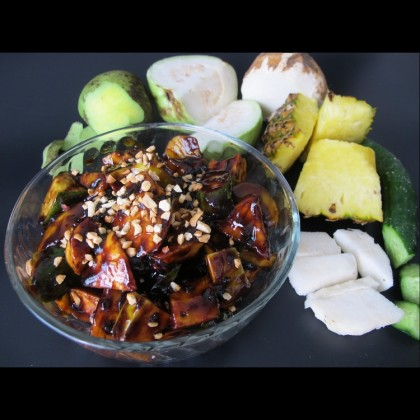 [HALAL] RICHMOND - Mild Rojak Sauce 400g Rojak Paste Fruit Vegetable Salad 啰杂 罗惹 罗喏 啰吔 Kuah Rojak Famous Penang