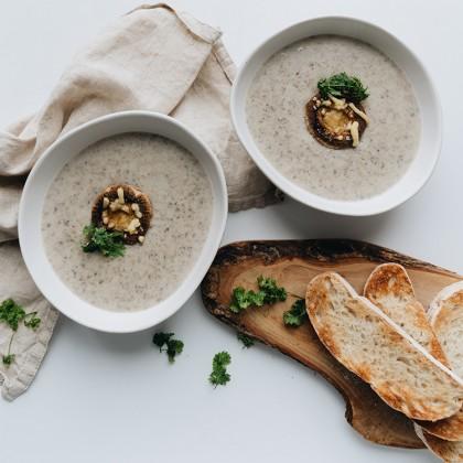 [HALAL] Master Pasto - Vegetarian Mushroom Soup Value Pack 200g 即食素蘑菇浓汤超值装 Sup Cendawan Segera Pek Nilai