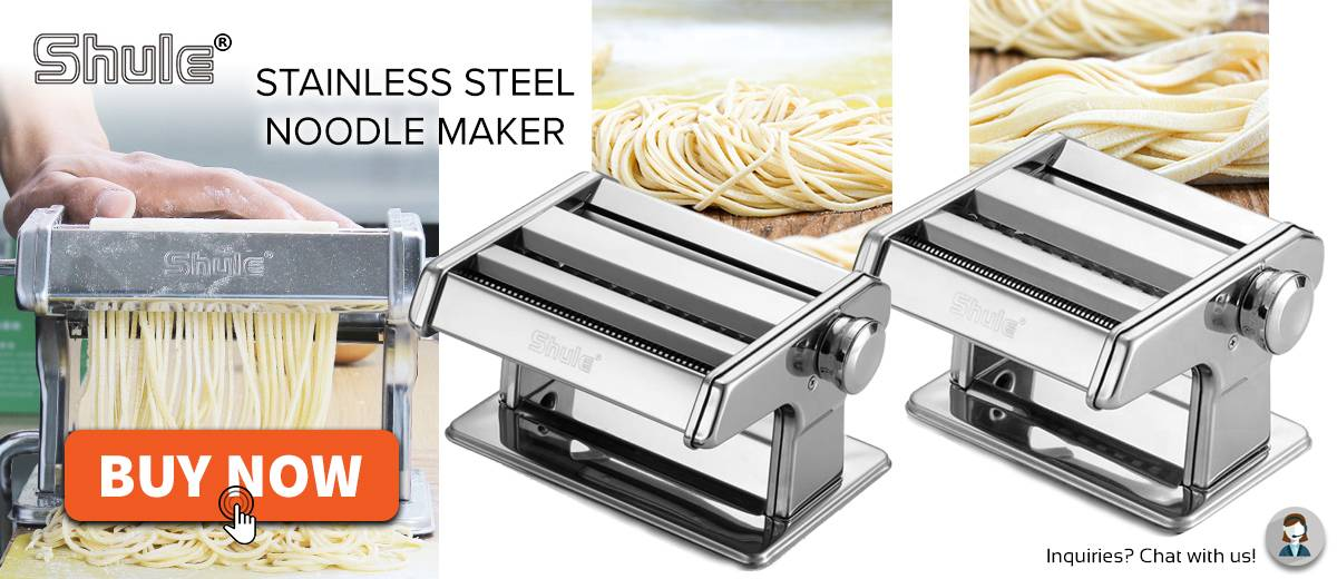 SHULE Stainless Steel Noodle Machine