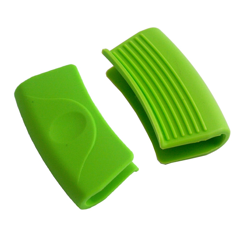 Silicone Pot Holders: GSW Silicone Pot Holder 2 PCS Set