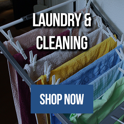 Laundry & Cleaning Equipment